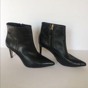 Sam Edelman Leather Booties
